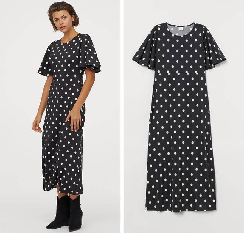 Sukienka w kropki za 39,90