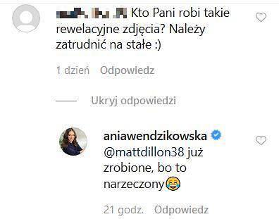 Anna Wendzikowska się zaręczyła
