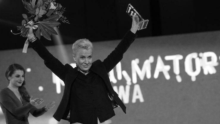 Zdjęcie (4) Kim była Ewa Żarska? Dziennikarkę Polsatu żegnają gwiazdy – przyjaciele z pracy