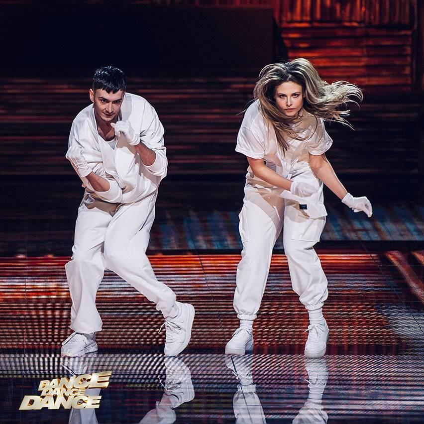 Anna Karczmarczyk i Mateusz Łapka - Dance Dance Dance