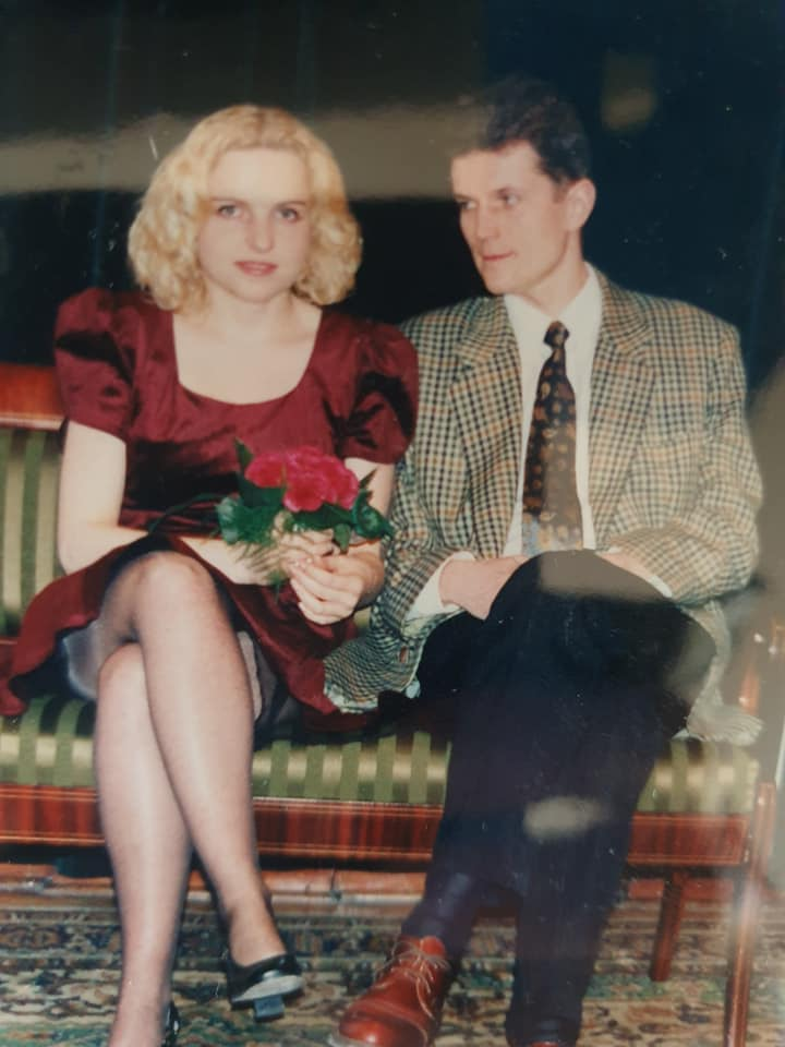 Zdjęcie (4) Katarzyna Bosacka świętuje 24. rocznicę ślubu. Pochwaliła się niespodzianką od męża