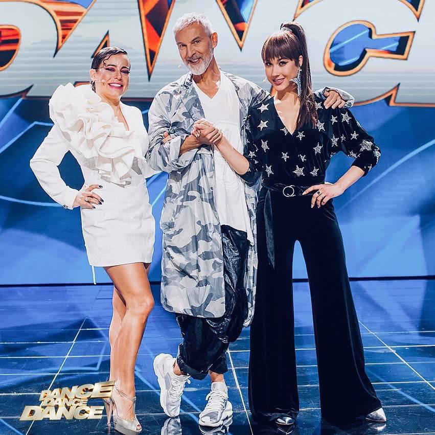 Anna Mucha, Robert Kupisz i Ida Nowakowska - Dance Dance Dance