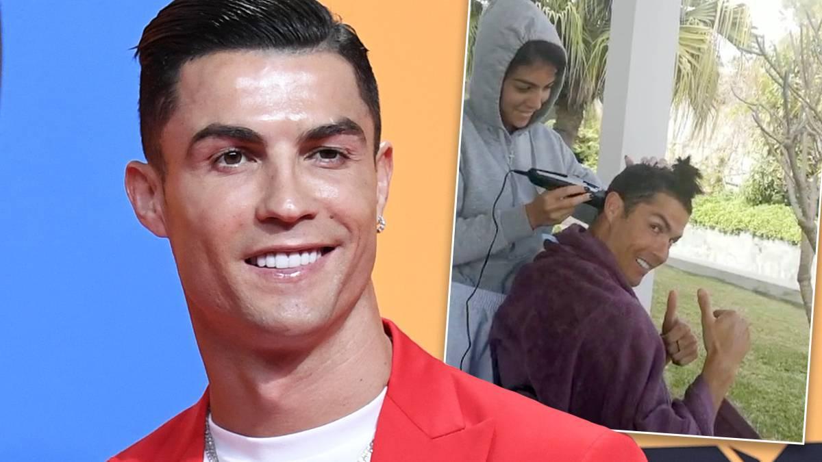 Cristiano Ronaldo metamorfoza