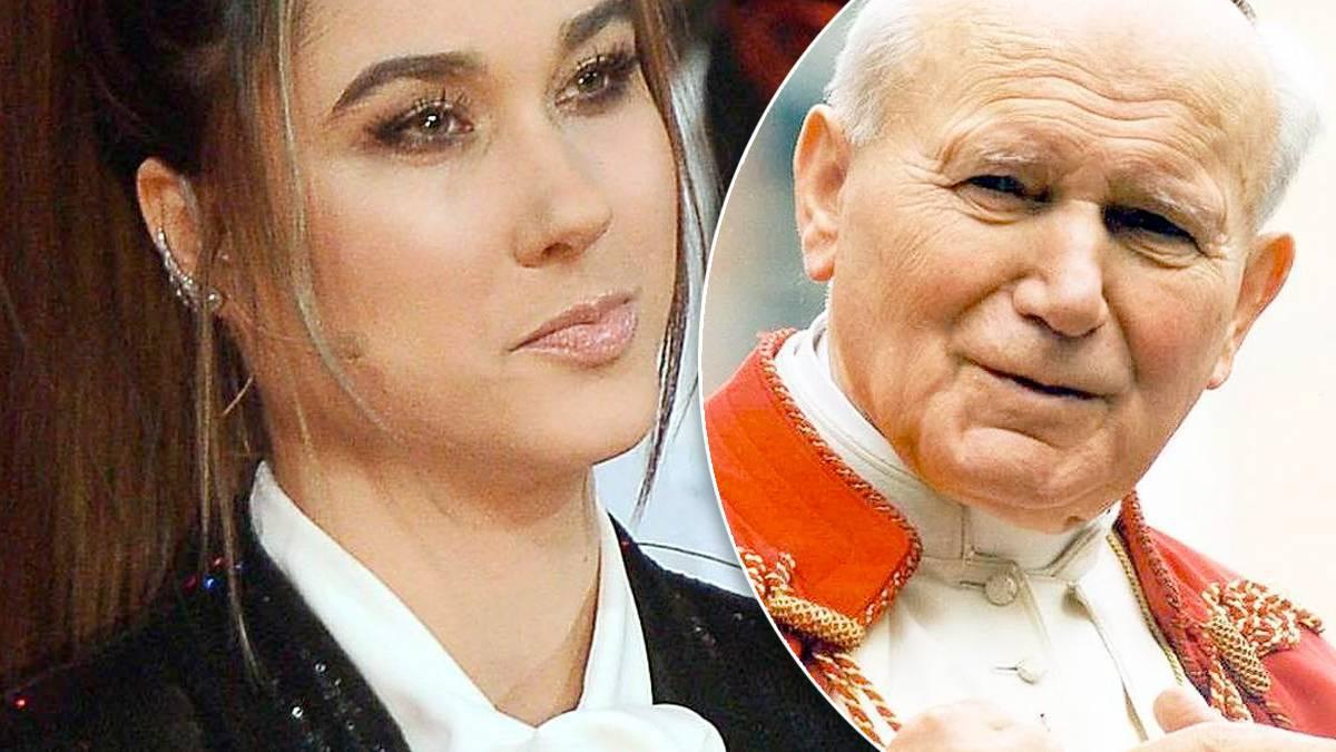 Ida Nowakowska, Jan Paweł II