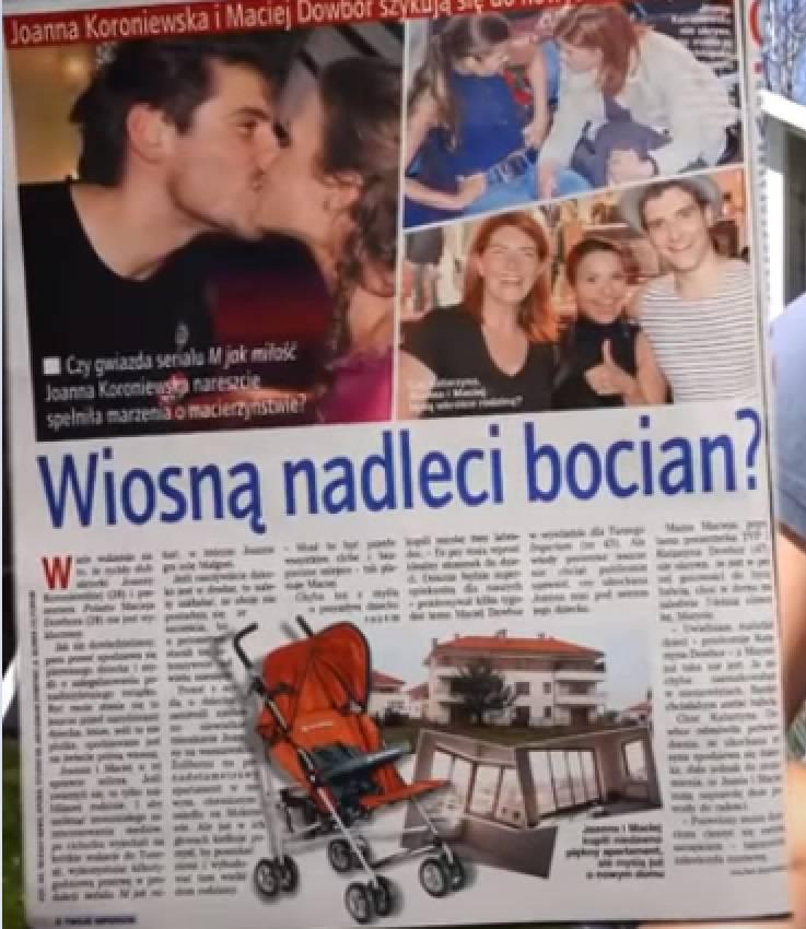 Joanna Koroniewska i Maciej Dowbor - Dowbory Be Happy1