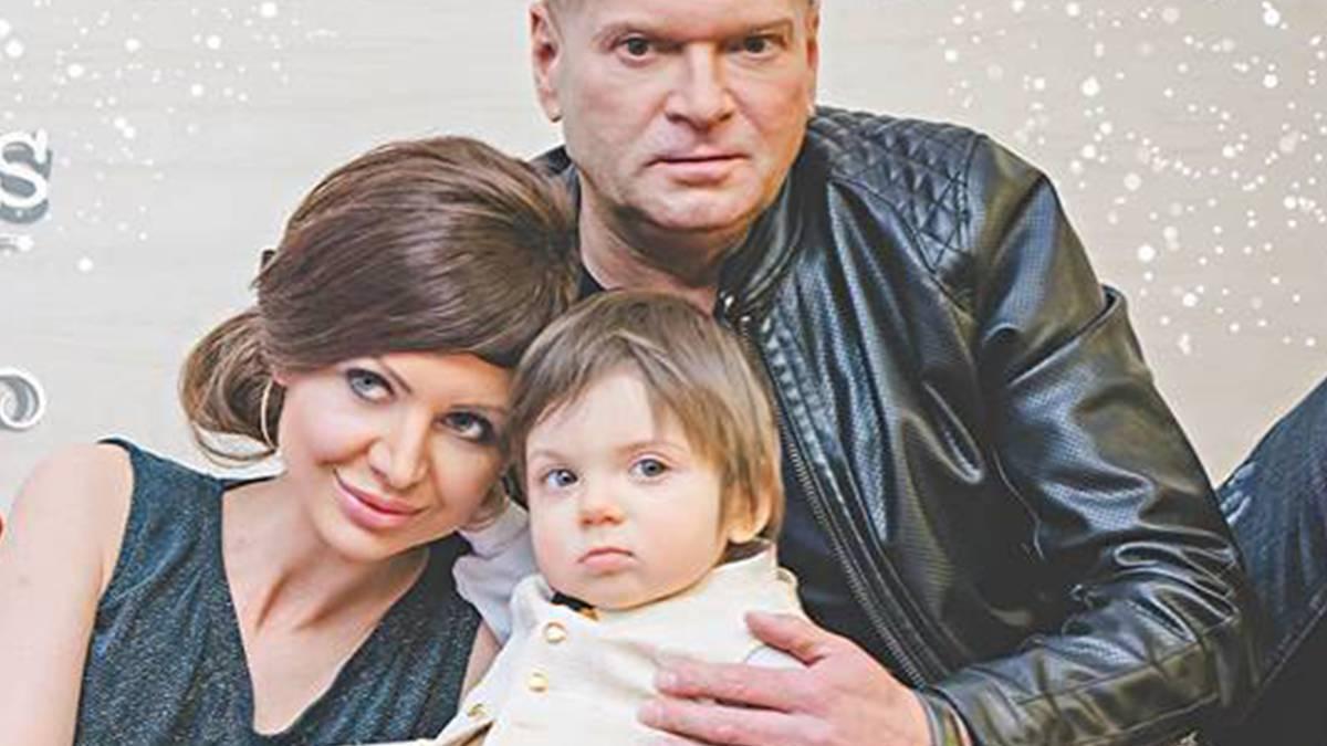 Krzysztof Rutkowski - zdjecie syna