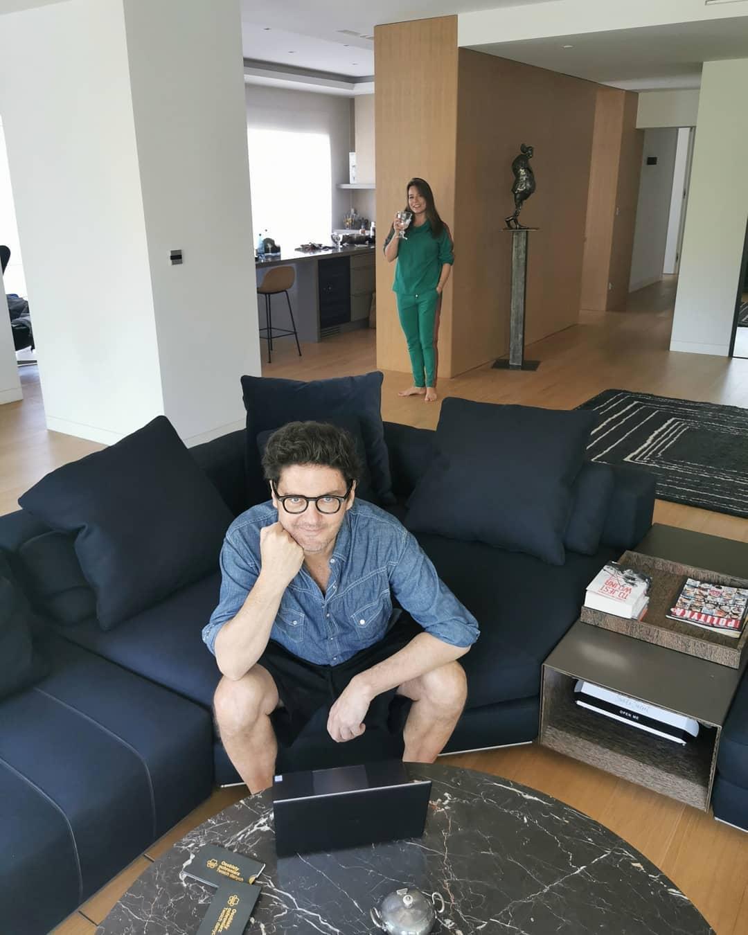 Kuba Wojewódzki i Anna Mucha razem w mieszkaniu?