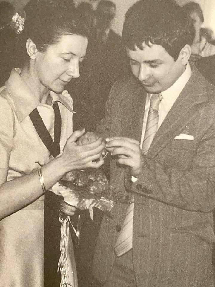 Marta Kaczyńska uczciła pamięć rodziców