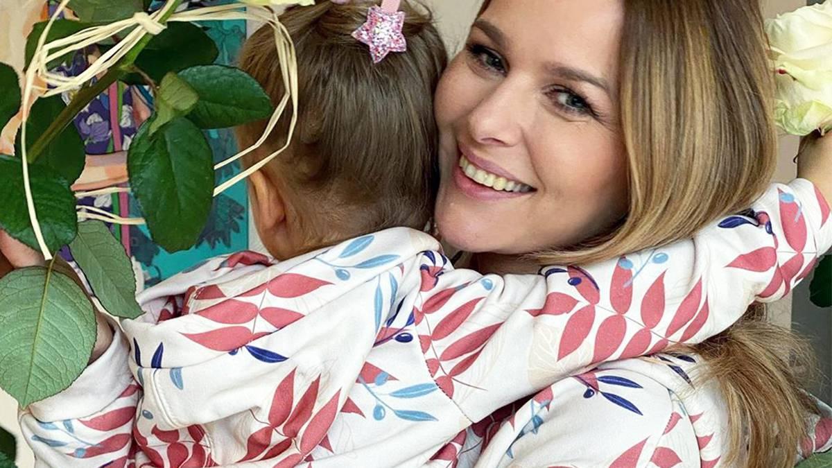 Paulina Sykut pokazała twarz córki