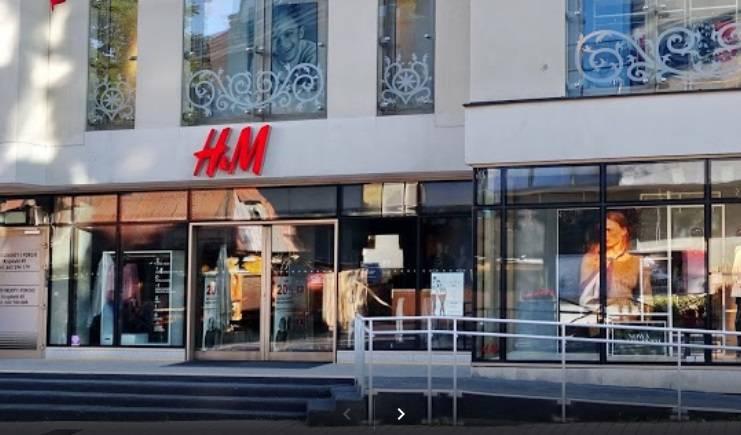Sklep H&M Zakopane – ul. Krupówki 49