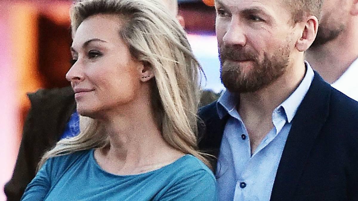 Martyna Wojciechowska i Przemek Kossakowski