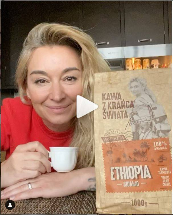 Martyna Wojciechowska: obrączka na palcu