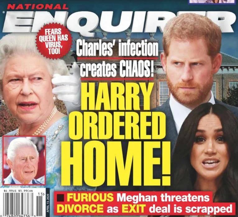 Książę Harry wraca do domu?