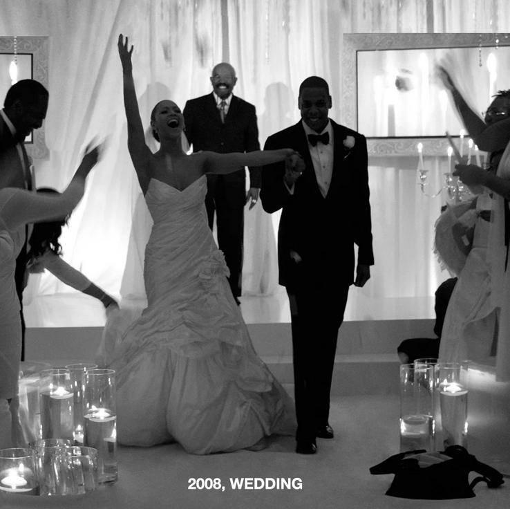 Beyonce i Jay-Z – ślub