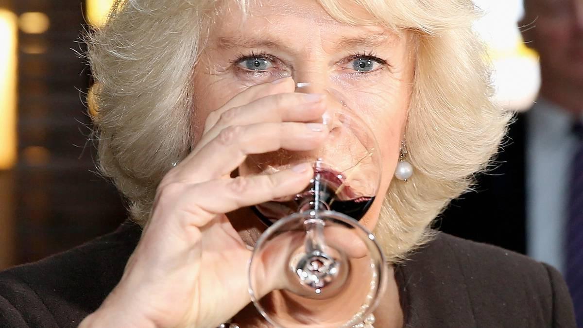 Księżna Camilla ma problemy z alkoholem