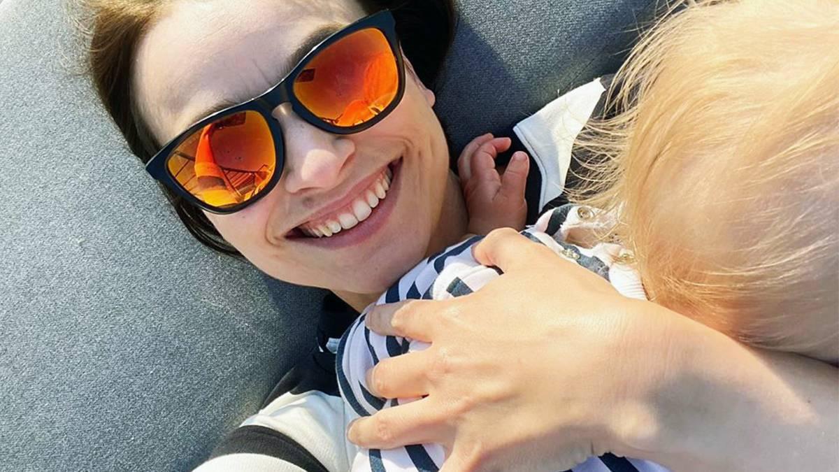 Anna Starmach pokazała twarz córki