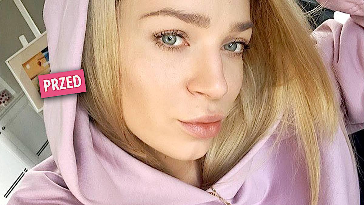Martyna Gliwińska – nowa fryzura
