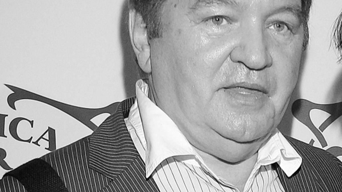 Bohdan Gadomski nie żyje