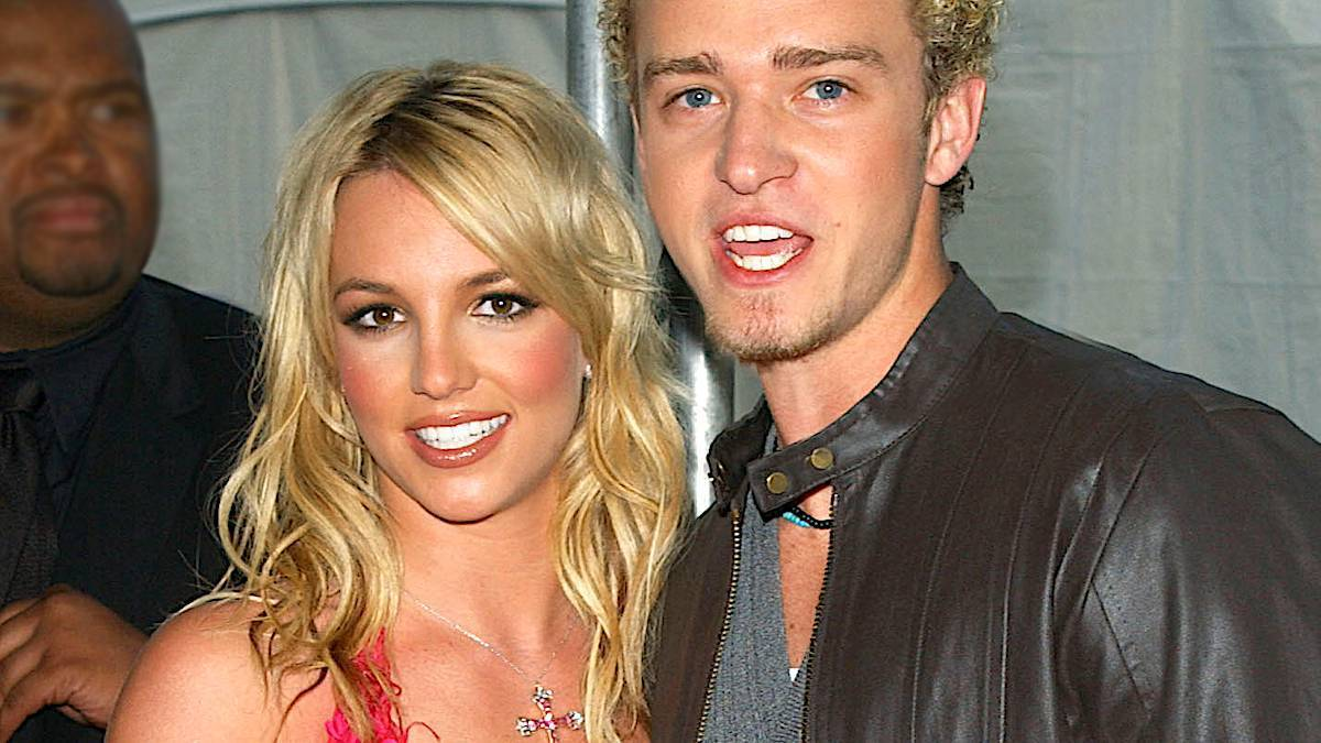 Britney Spears i Justin Timberlake