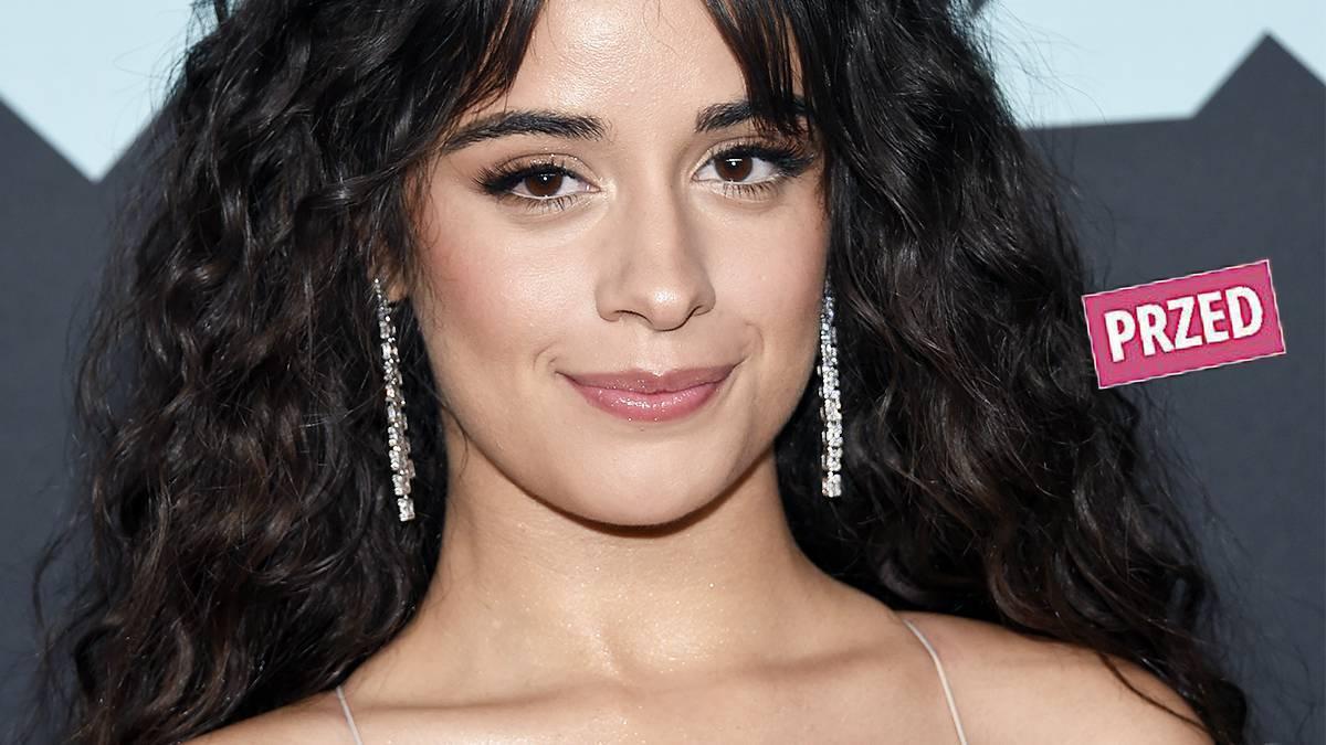 Camila Cabello ma grzywkę