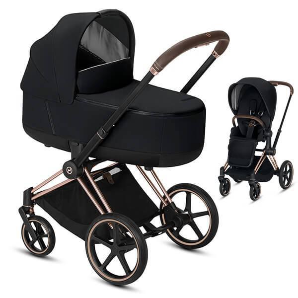 cybex Prime wózek Jordan Oli