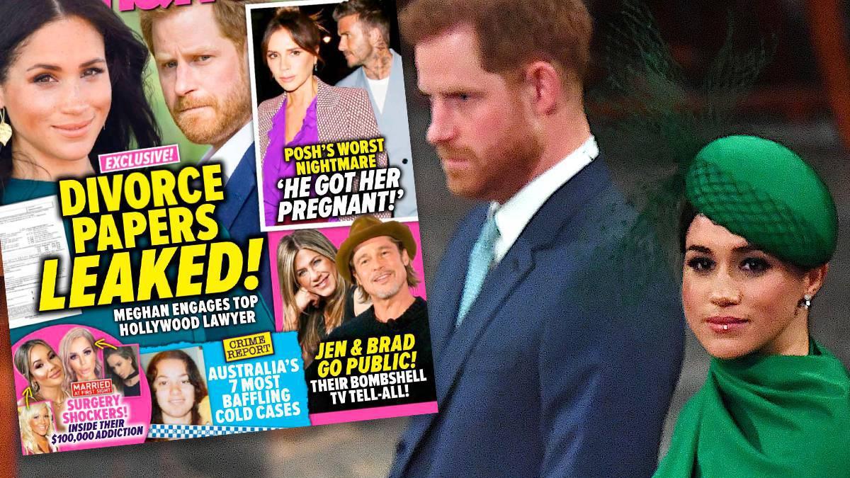 Książę Harry i Meghan Markle rozwodzą się?