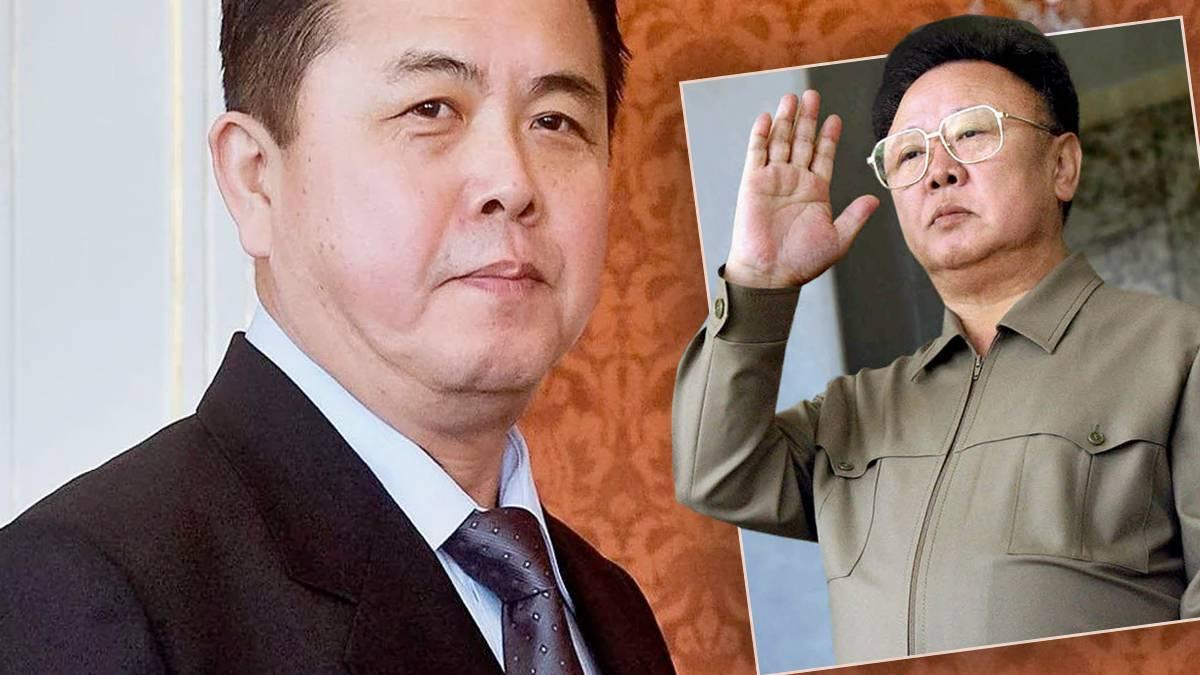 Kim Pyong Il (brat Kim Dzong Ila) mieszkał w Polsce