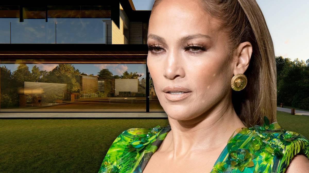 Jennifer Lopez – dom jak z Parasite