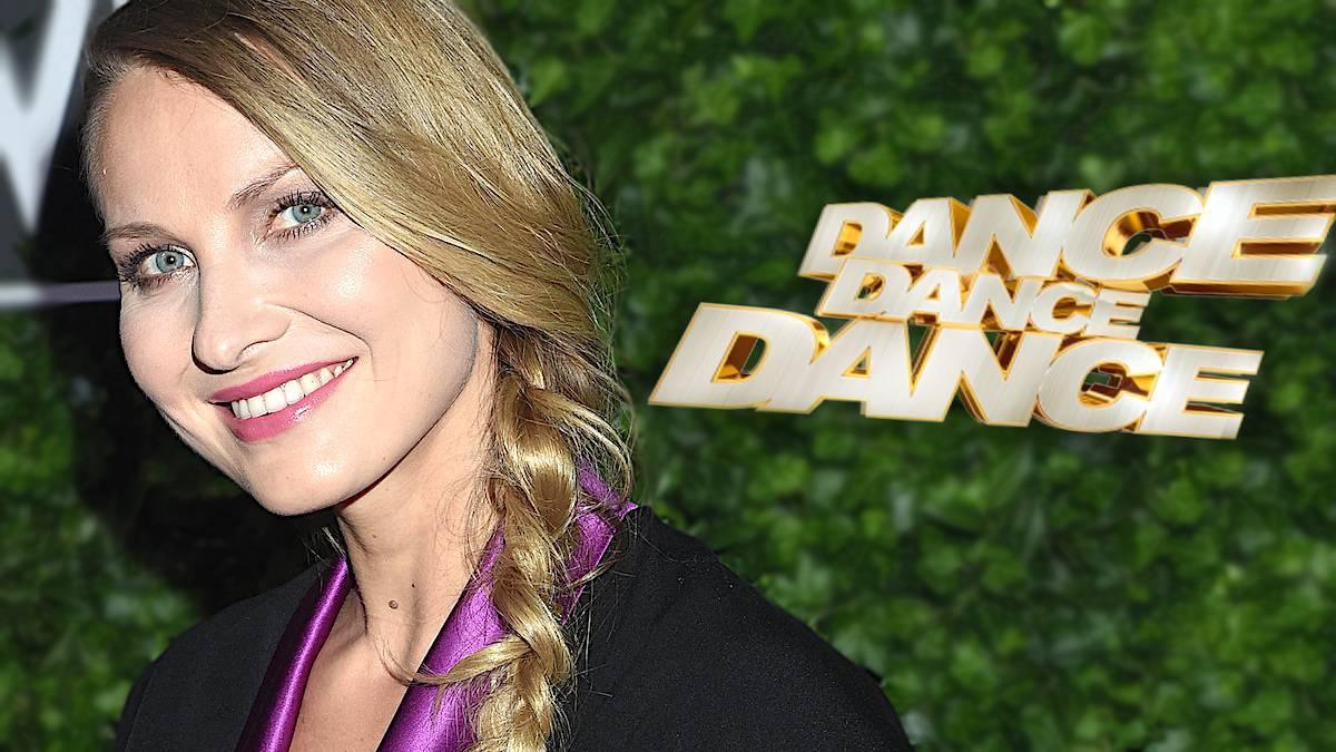 Joanna Moro w Dance Dance Dance?