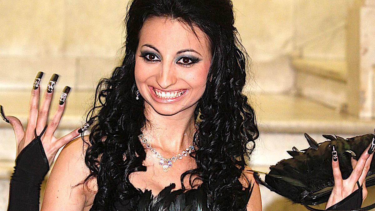 Jola Rutowicz w 2008 roku