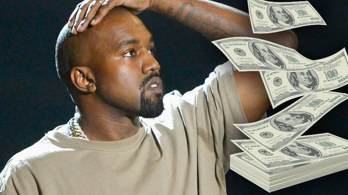 Kanye West majątek