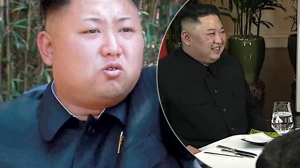 Kim Dzong Un dieta