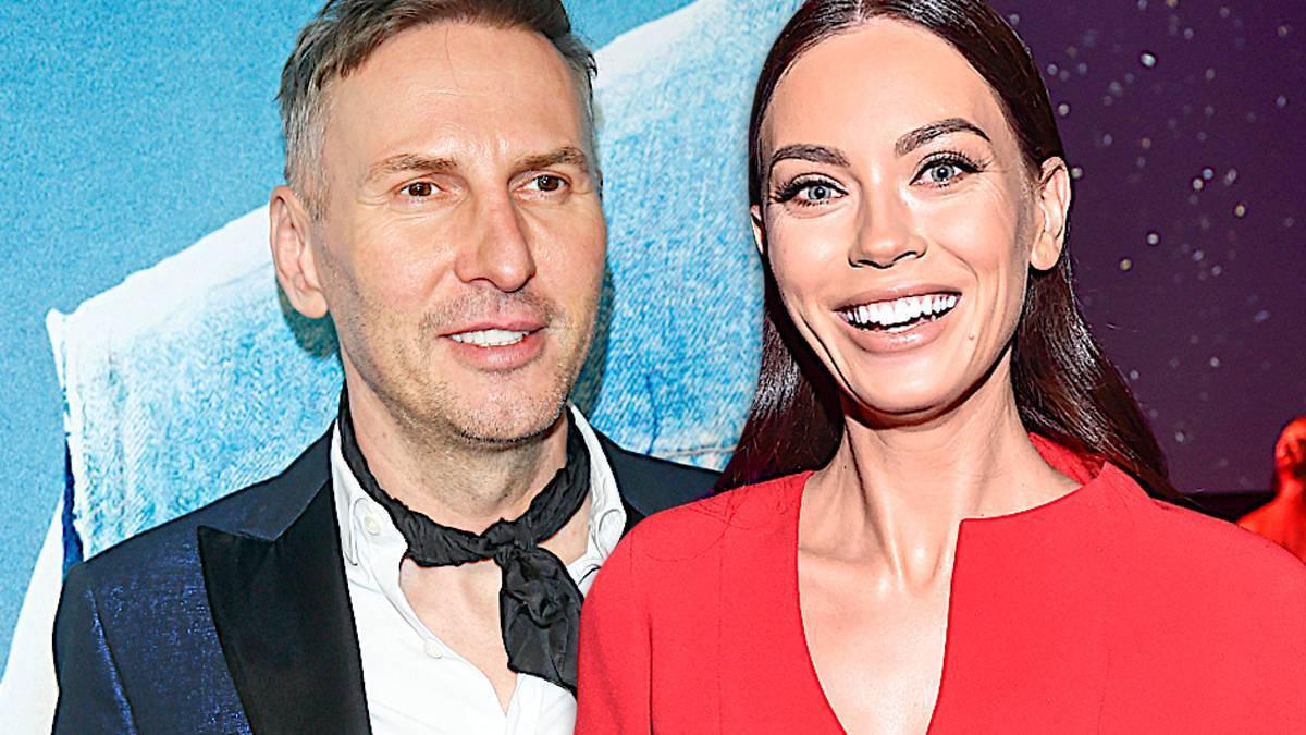 Krzysztof Gojdź i Edyta Zając