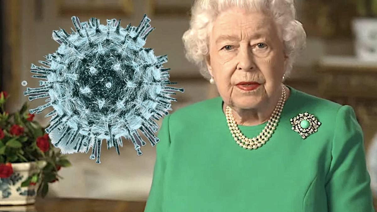 Królowa Elżbieta II – orędzie w sprawie koronawirusa