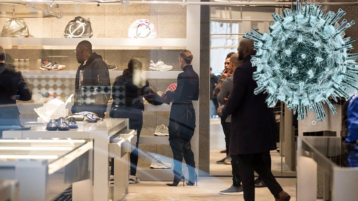 Koronawirus a otwarcie galerii handlowych
