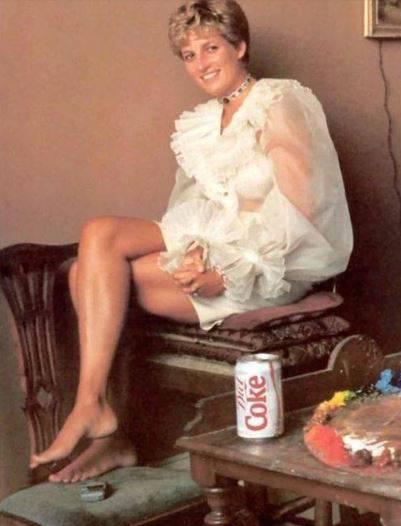 Zdjęcie (1) Wiadomo, jak Diana dbała o sylwetkę. Trenerka księżnej udzieliła wywiadu. Historia o kłanianiu się to hit