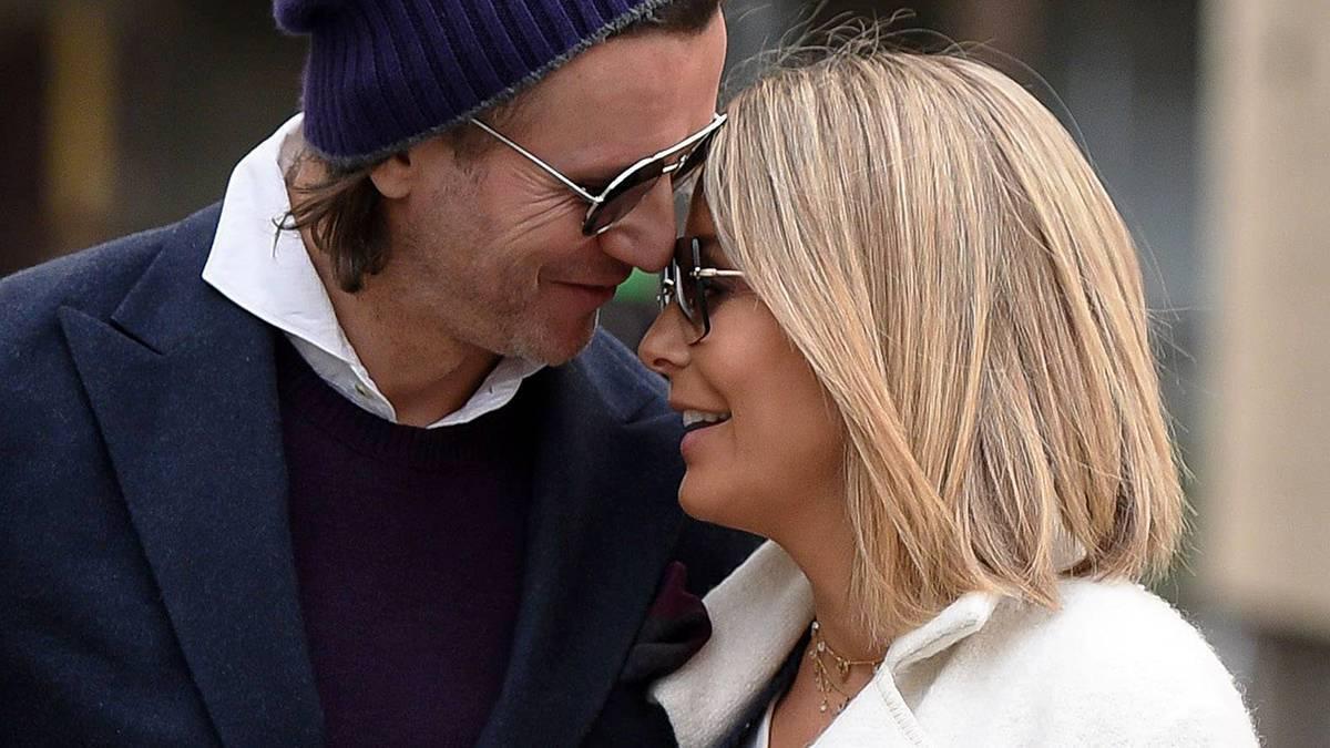 Radosław Majdan i Małgorzata Rozenek