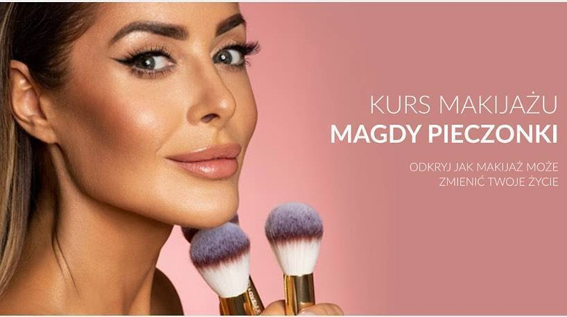 Magda Pieczonka – kurs Make Up Your Life