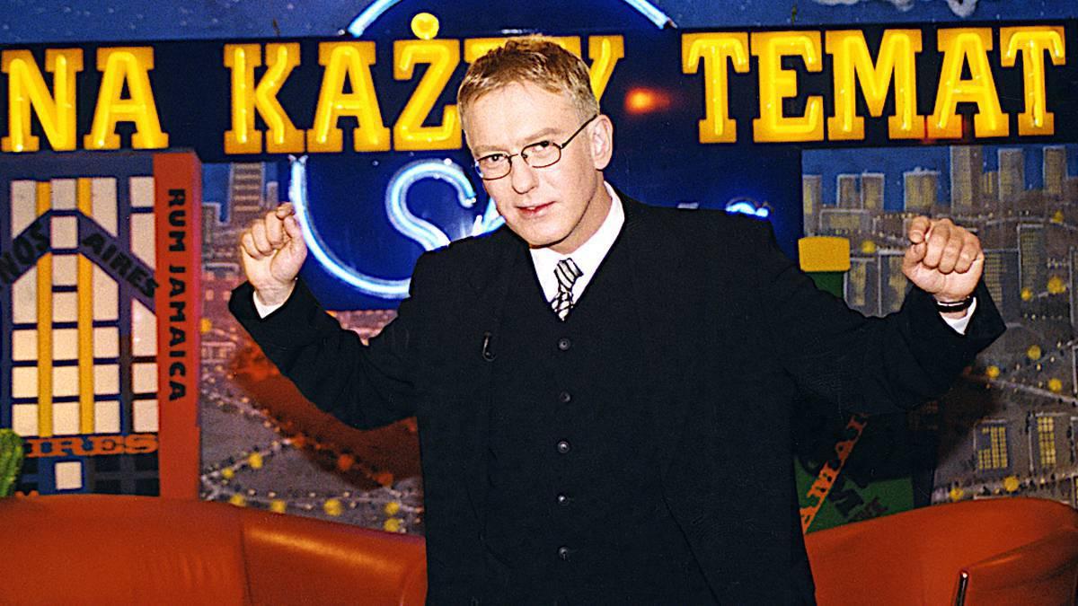 Mariusz Szczygieł w programie Na każdy temat