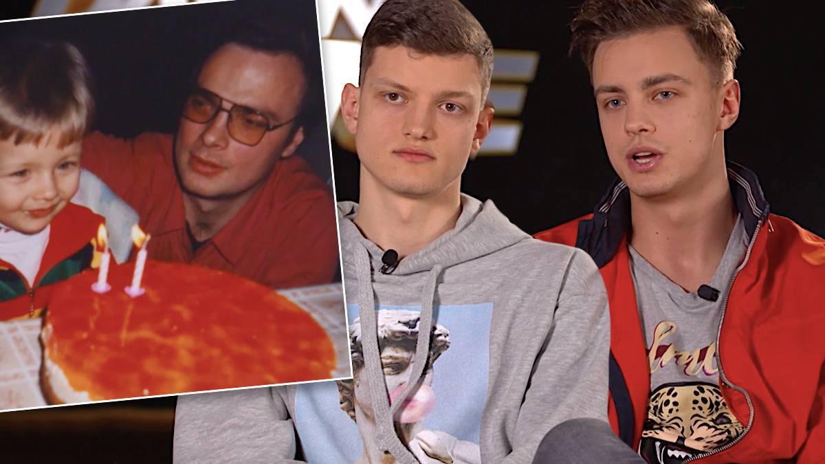 Rafał i Krzysiek Jonkisz wspominają zmarłego ojca