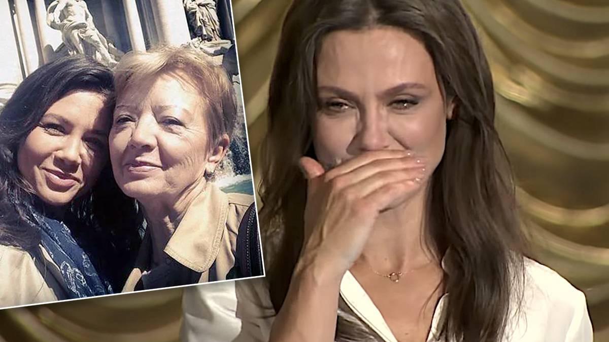 Kinga Rusin zalała się łzami
