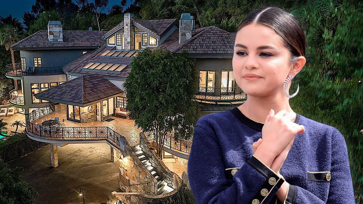 Selena Gomez – nowy dom