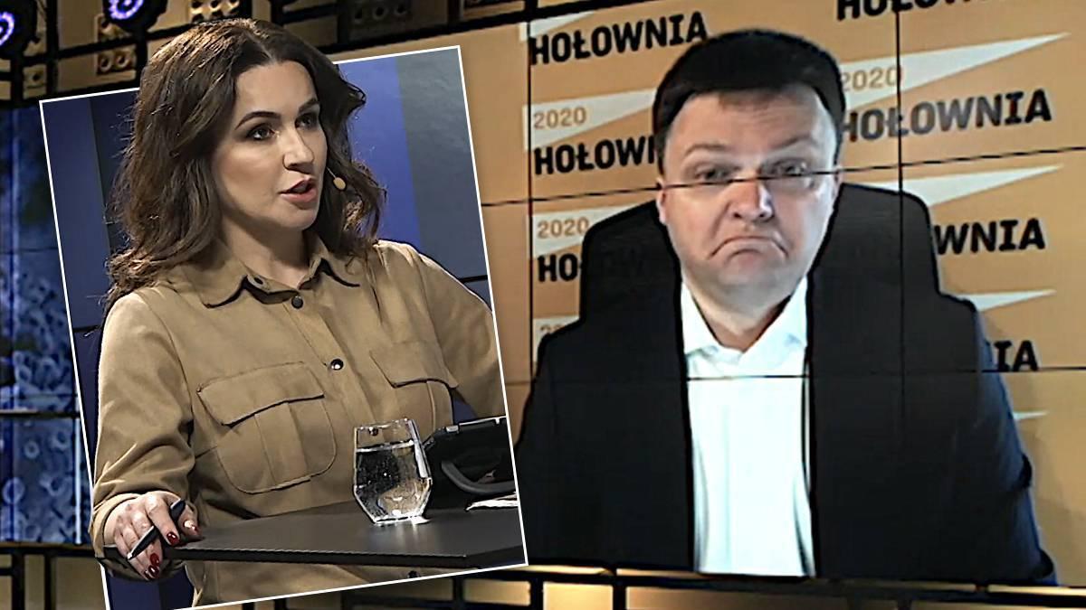 Beata Tadla, Szymon Hołownia