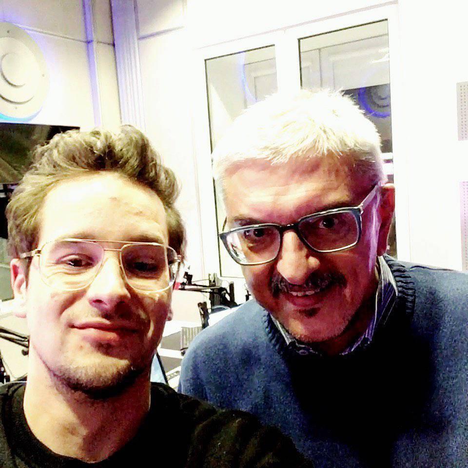 Marek Niedźwiecki i Krzysztof Zalewski