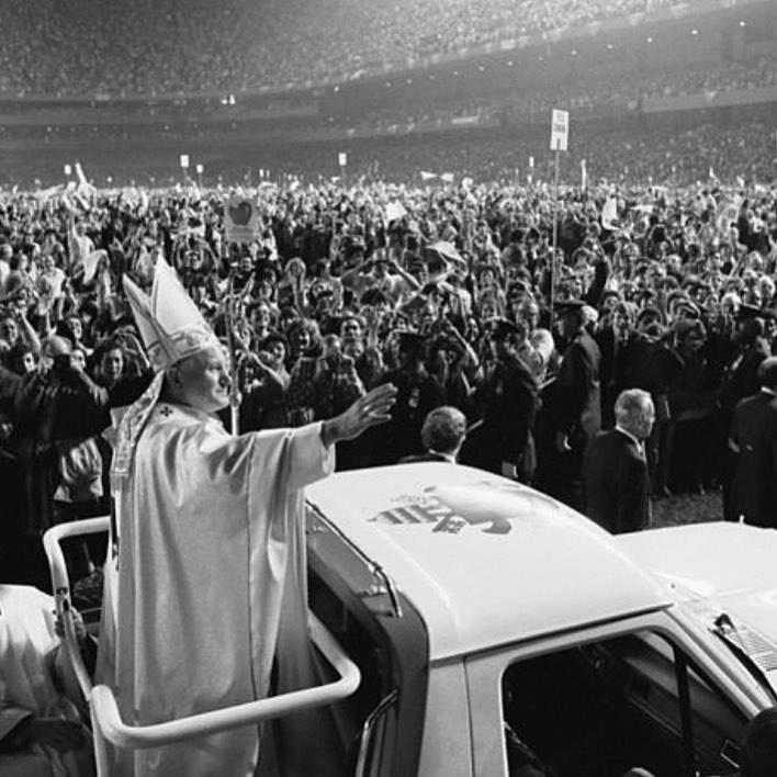 Donald Trump uczcił 100. urodziny Papieża