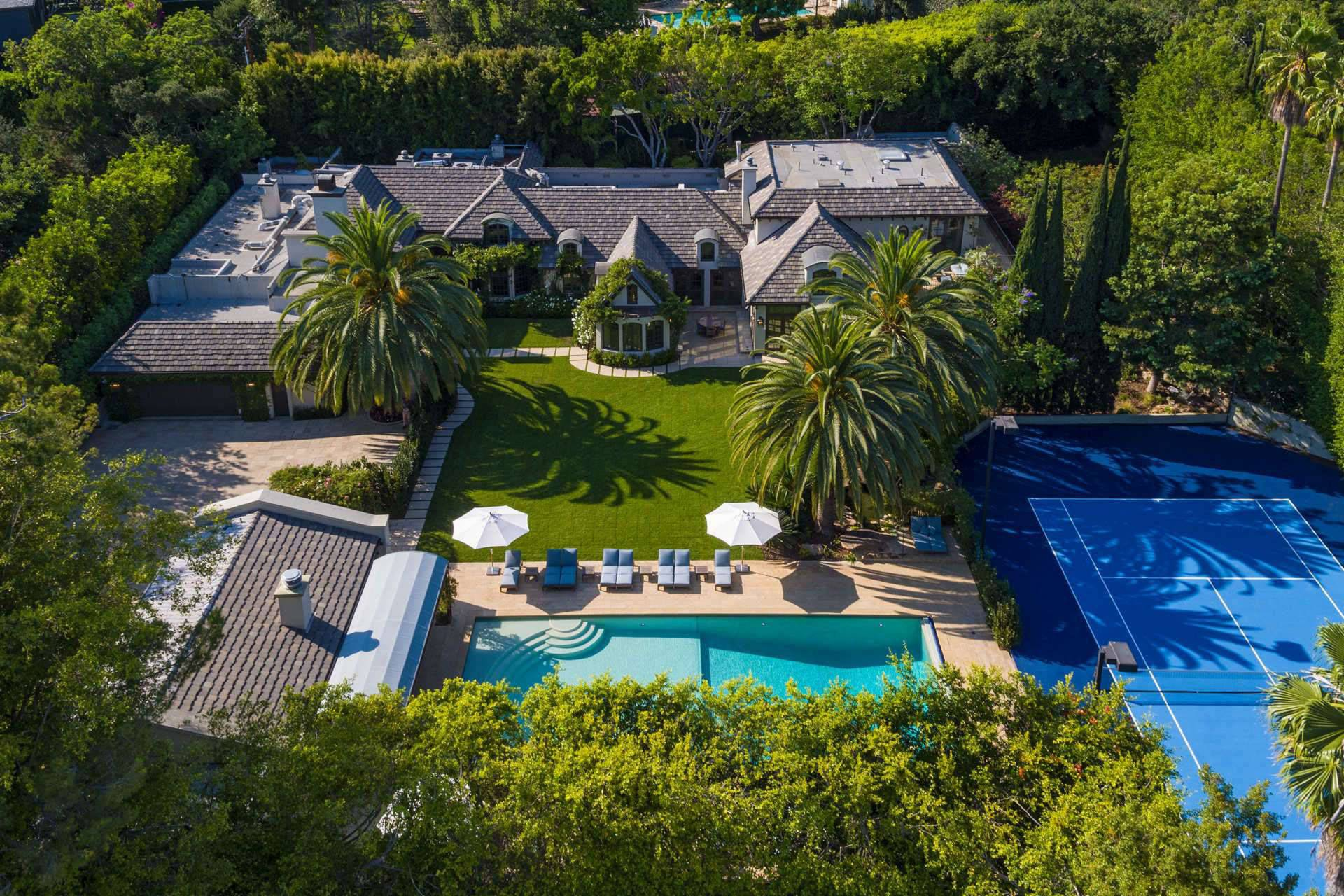 Dom który chcą kupić Justin Bieber i Hailey Baldwin