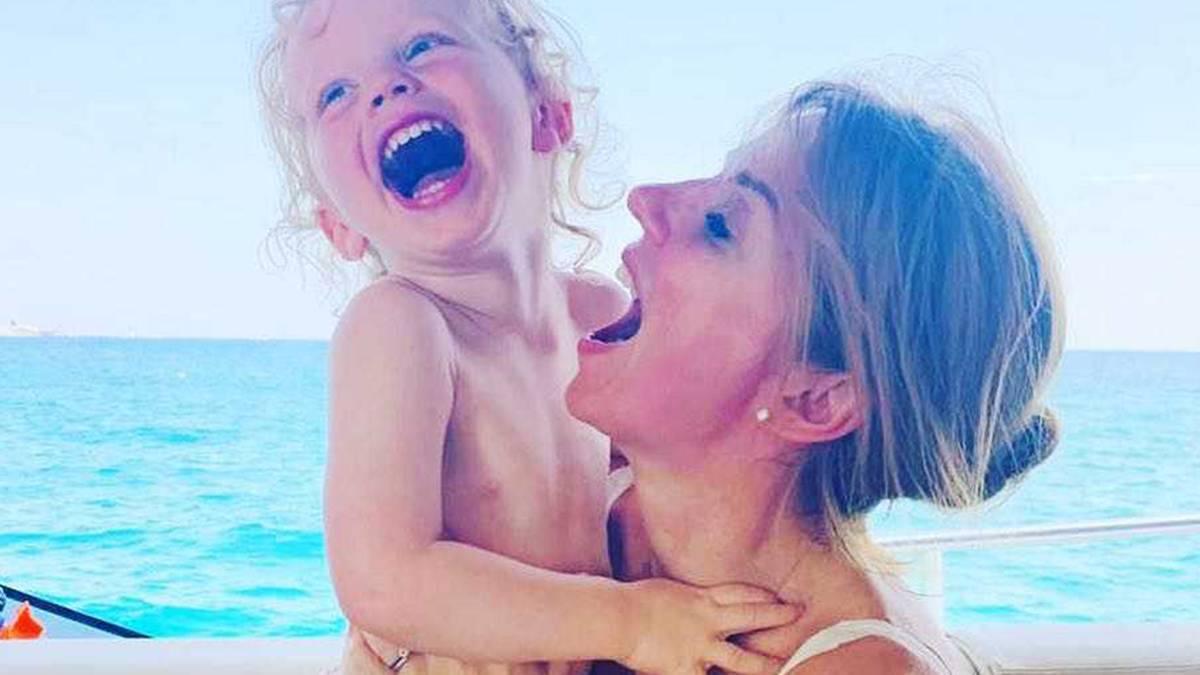 Geri Halliwell - nowe zdjęcia synka