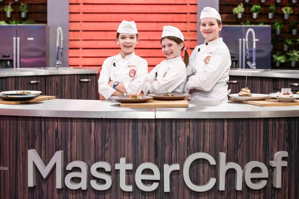 Finaliści Masterchef Junior 5