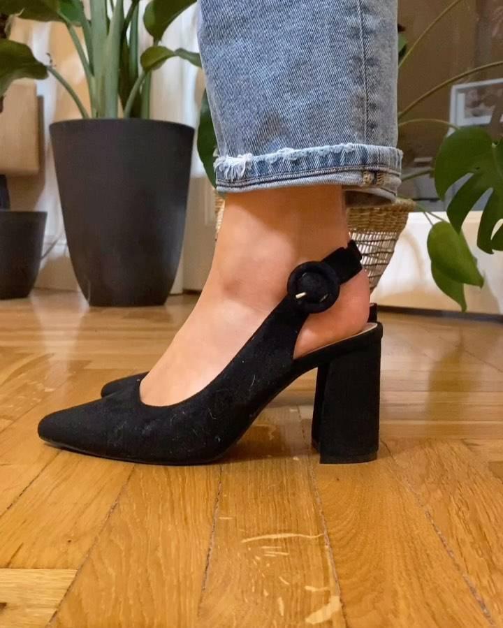 Julia Wieniawa w butach z CCC. Kosztują niecałe 80 zł