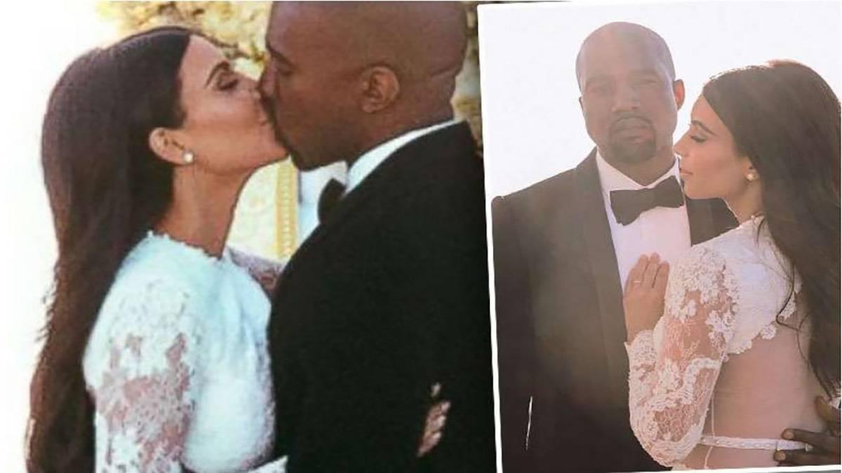 Kim Kardashian ślub